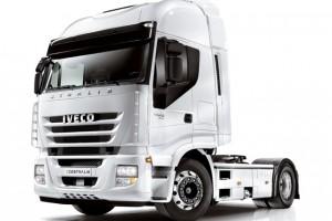 Iveco livre son premier camion GNV en Israël