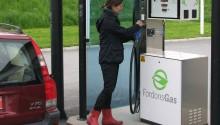 En Suède, le biogaz représente 70 % de la consommation des véhicules GNV