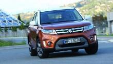 La Suzuki Vitara GNV arrive en Belgique