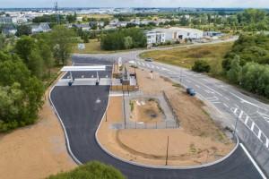 Loire-Atlantique : le SYDELA et Proviridis ouvrent la station GNV de Montoir-de-Bretagne