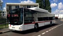 Clermont-Ferrand : la T2C reçoit ses nouveaux bus au gaz