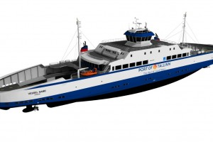 Estonie – Le Port de Tallin passe commande de 4 ferries au gaz naturel liqu�fi�