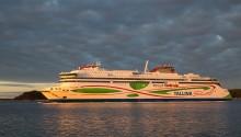 Le navire GNL Megastar livré à Tallink