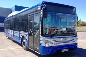 12 nouveaux bus GNV pour l'agglom�ration de Montpellier