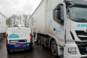 Camions et bus GNV : TankYou associé à des tests d'autonomie réelle