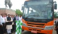 Tata dévoile un bus au biogaz en Inde