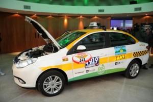 L'Uruguay teste un taxi multi-carburants : �thanol, biodiesel, essence et GNV