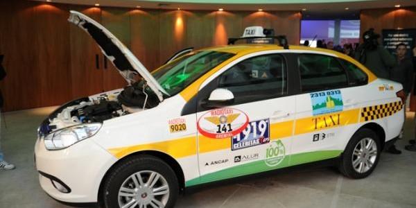 l uruguay teste un taxi multi carburants thanol biodiesel essence et gnv. Black Bedroom Furniture Sets. Home Design Ideas