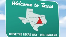 Texas – Quand les aides accordées aux véhicules et stations GNV stimulent l'économie