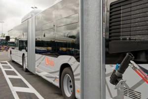 Toulouse : une nouvelle station GNV pour les bus Tisséo