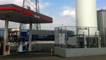 Stations GNV : Total précise ses projets pour la France