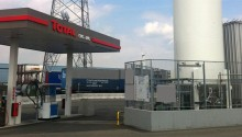 Total ouvre sa première station GNV – GNL en Belgique