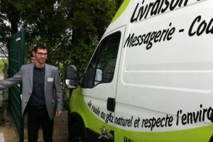 La Tourn�e Verte investit la Bretagne pour des livraisons 100 % bio-GNV