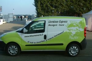 Livraisons : La Tournée Verte carbure au GNV depuis 2012