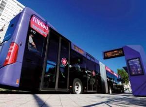 Tours Métropole va convertir ses bus au gaz naturel
