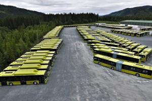 Norvège : Trondheim investit dans les bus au biogaz