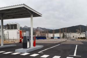 Station GNV : avec sa borne DiaLOG, TSG France facilite la supervision