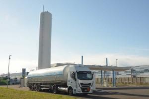 Italie : du bioGNL pour la station ENGIE de Turin