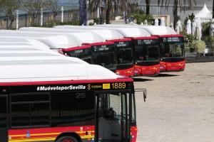 A Séville, 75% des bus municipaux rouleront au gaz naturel avant 2023