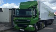 Angleterre – Second rapport pour l'expérimentation « Low Carbon Truck »