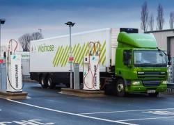 Angleterre - Air Liquide s'associe aux transporteurs pour expérimenter le GNV à grande échelle