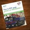 GNV et BTP : GRDF et la FNTP lancent un nouveau guide !