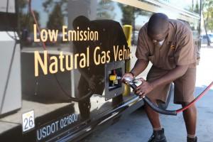 UPS s'engage sur près de 40 000 m3 de bioGNV