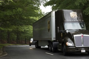 Camions GNV : UPS annonce nouvel investissement de 100 millions de dollars