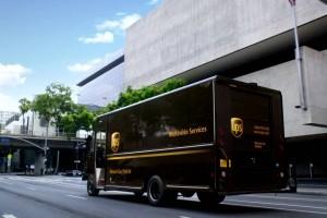 UPS investit 130 millions de dollars pour acquérir 700 véhicules GNV