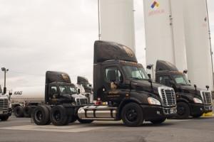 UPS agrandit sa flotte de camions GNL