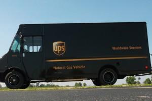 UPS va acqu�rir 1400 nouveaux v�hicules GNV d'ici fin 2016