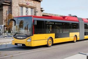 Des Iveco Urbanway GNV pour Mulhouse