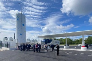 Pas de Calais : Proviridis inaugure la station V-Gas de Dourges