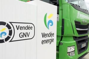 Vendée GNV lance l'appel d'offres pour la construction de sa station des Essarts-en-Bocage