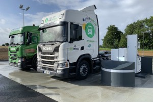 Vendée GNV inaugure sa seconde station aux Essarts-en-Bocage