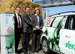 Verbio lance un nouvelle usine de production de bioGNV en Allemagne
