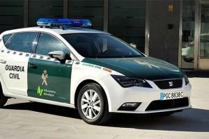 La police espagnole expérimente la voiture GNV avec Gas Natural Fenosa
