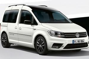 Volkswagen révèle une série spéciale de son Caddy au gaz naturel
