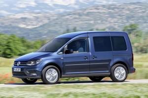 Le nouveau Volkswagen Caddy GNV disponible en bo�te automatique DSG