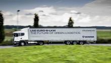 Allemagne : Scania va fournir 100 camions GNL à Volkswagen