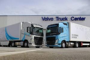 Volvo explique le développement des FH et FM au GNL