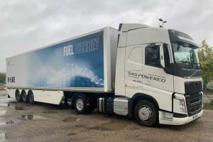 Volvo FH GNL : première prise en main