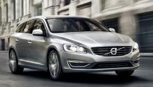 La Volvo V60 GNV disponible au Luxembourg et en Belgique