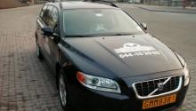 Volvo va livrer 400 taxis GNV en Suède