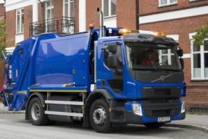 Volvo FE GNV – Un nouveau camion au gaz naturel