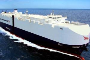 Début de construction pour les futurs navires GNL de Volkswagen