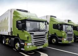 Angleterre : des camions au biométhane pour les supermarchés Waitrose