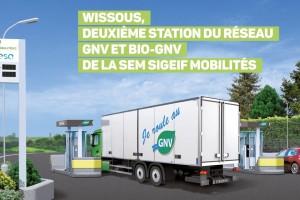 Endesa sélectionné par Sigeif Mobilités pour construire et opérer la station GNV de Wissous