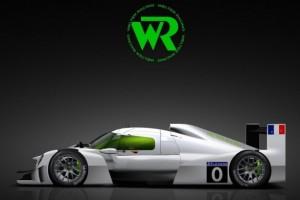 WR Bio-M�thane � Du biogaz aux 24 Heures du Mans 2017