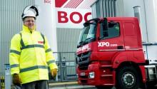 Diesel & GNL – XPO Logistics teste les camions dual-fuel en Angleterre